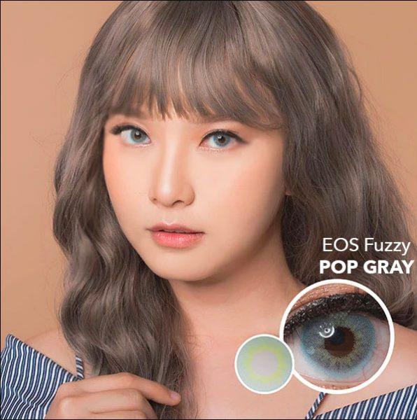 eos fuzzy pop grey