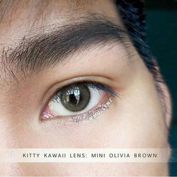 mini olivia brown