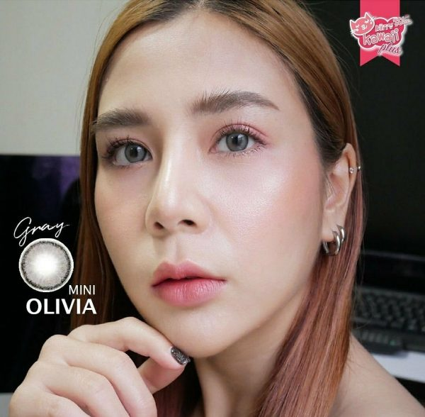 mini olivia grey