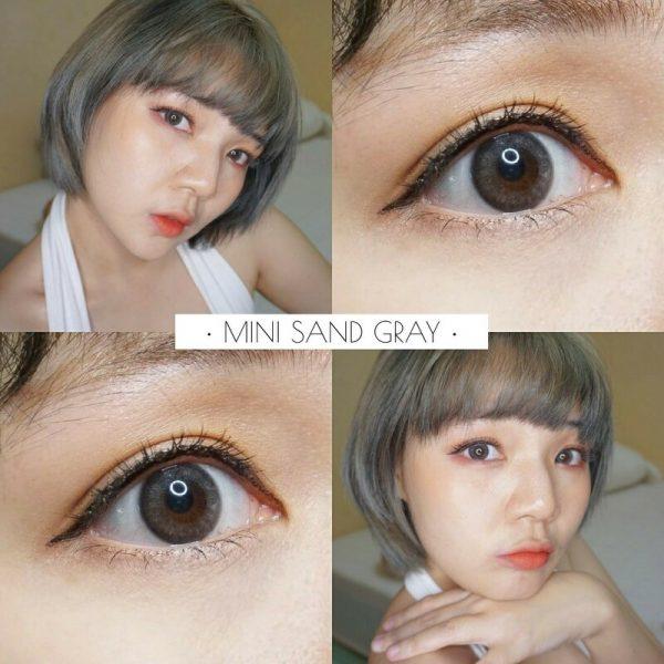 softlens mini sand grey